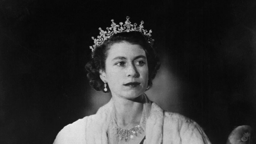 Queen Elizabeth II., Februar 1952