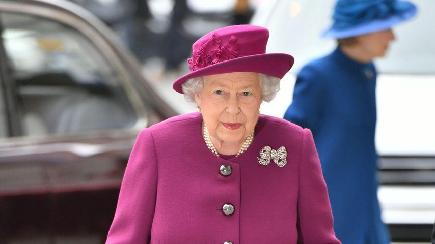 Trotz vieler Reisen: Queen ist lieber mit dem Zug unterwegs!
