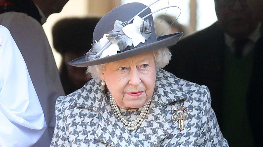 Queen Elizabeth II. im Januar 2020