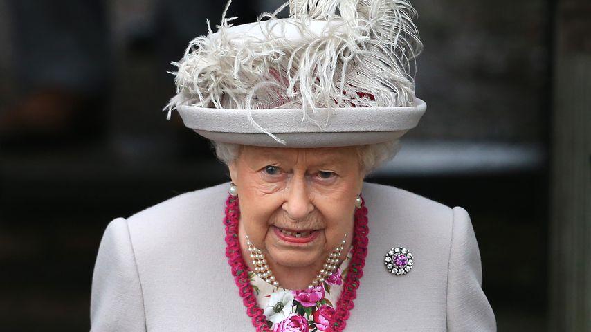 Queen Elizabeth II. im Jahr 2018