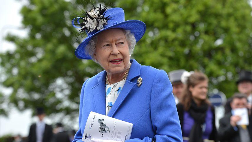 Queen Elizabeth II., 2012