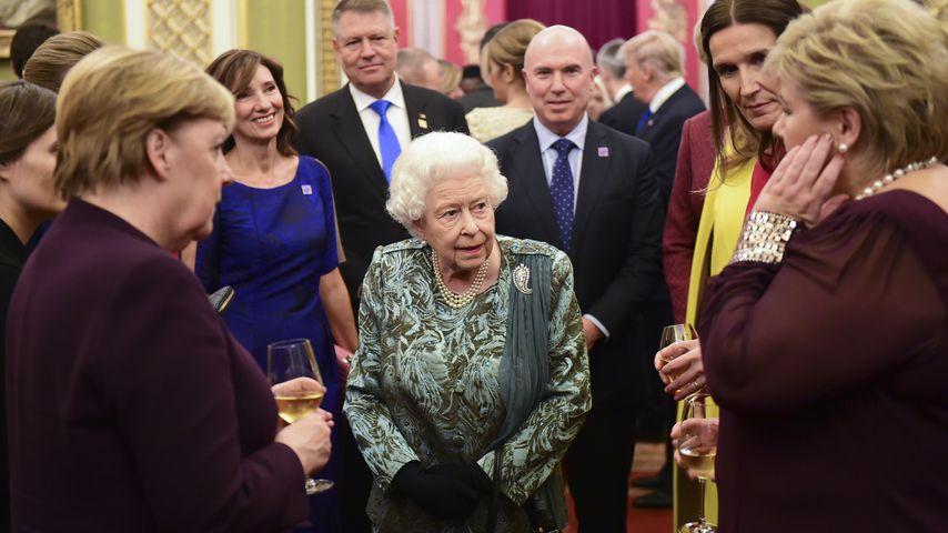 Queen Elizabeth II. im Dezember 2019