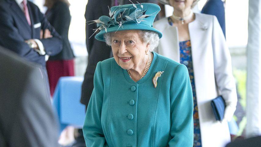 Queen Elizabeth II. im Juli 2021 in Edinburgh