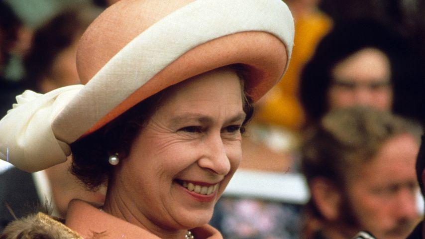 Queen Elizabeth II. in Neuseeland, 1977