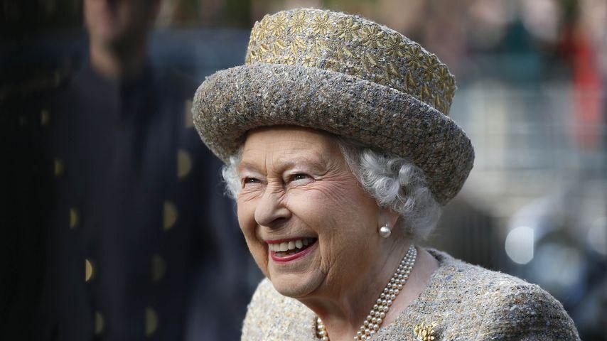 Während Royal-Baby-Geburt: Queen war nicht in London!