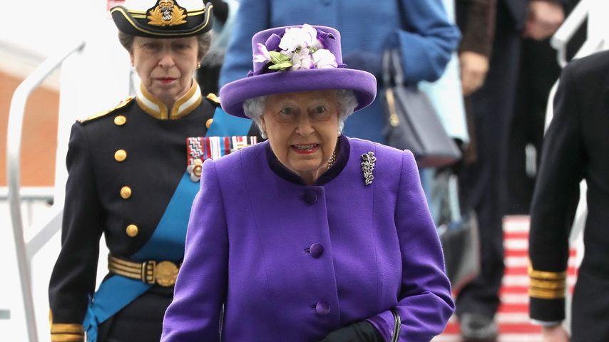 Queen Elizabeth II. im Dezember 2017
