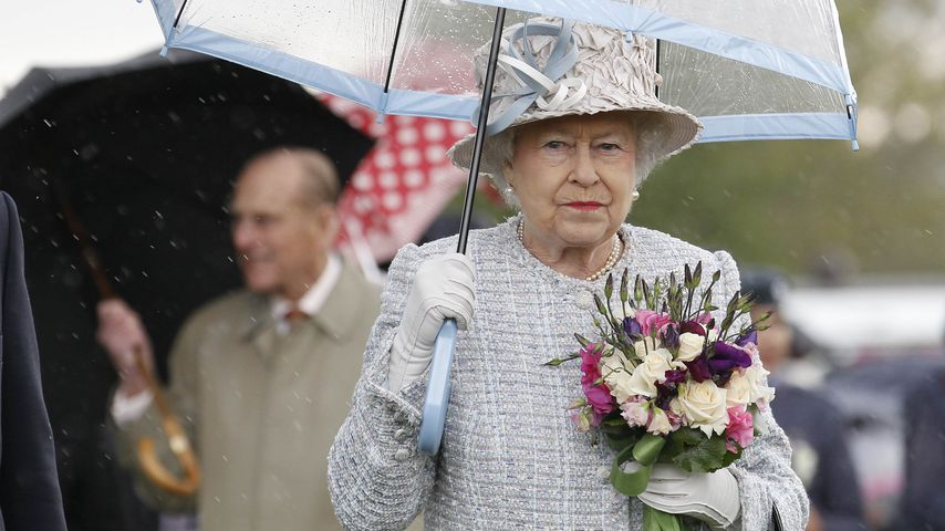 Queen Elizabeth II., Oberhaupt des britischen Königshauses