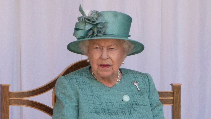Queen Elizabeth II. im Juni 2020