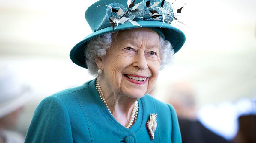 Queen Elizabeth II. im Juli 2021