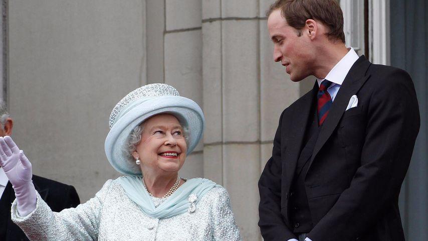 Königs-Training: So machte die Queen William fit für Thron!