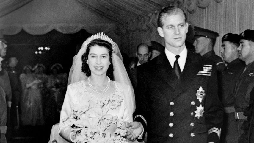 Darum fehlten Prinz Philips Schwestern bei seiner Hochzeit