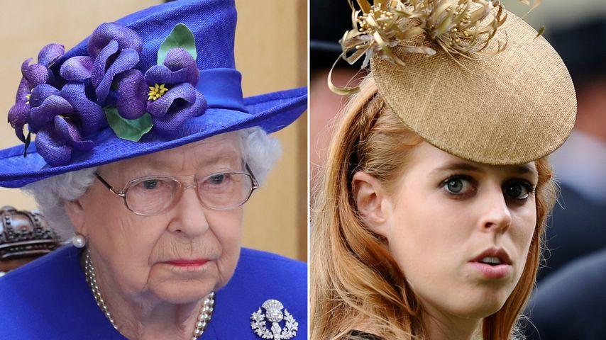 Wegen der Queen wird Beatrice doch nicht in Italien heiraten