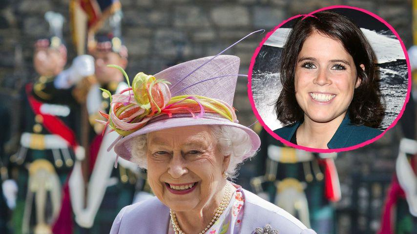 Prinzessin Eugenie ist verlobt: So reagierte die Queen!