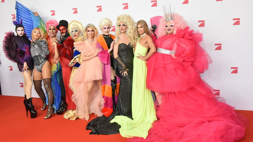"""Queen of Drag""-Kandidatinnen 2019"