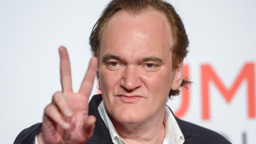 Nur noch zwei Filme: Quentin Tarantino will Schluss machen!
