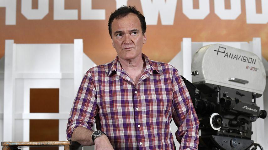 Quentin Tarantino im Juni 2019