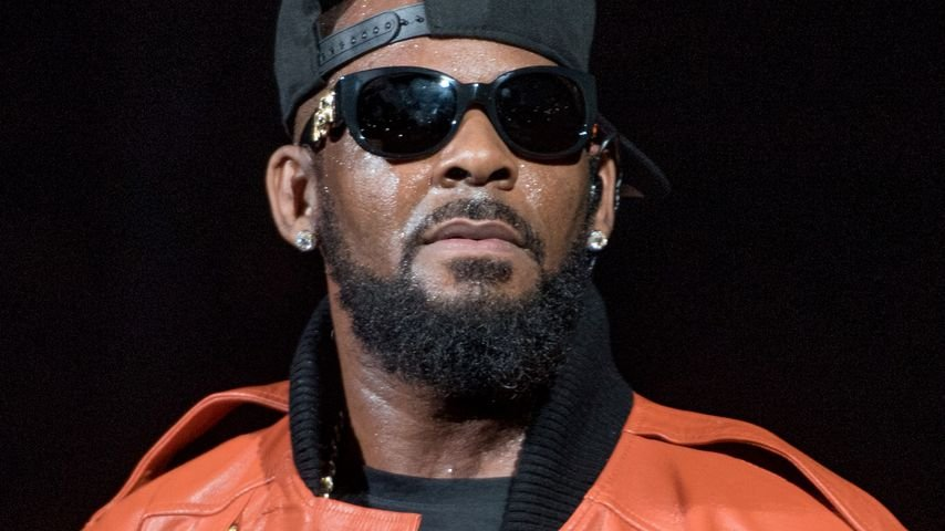 R. Kelly im  Barclays Center in New York