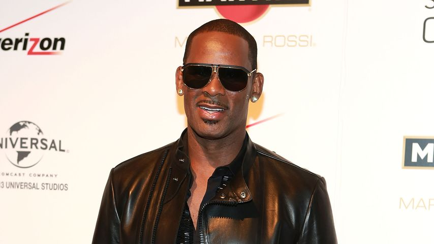 R. Kelly im November 2013 in New York