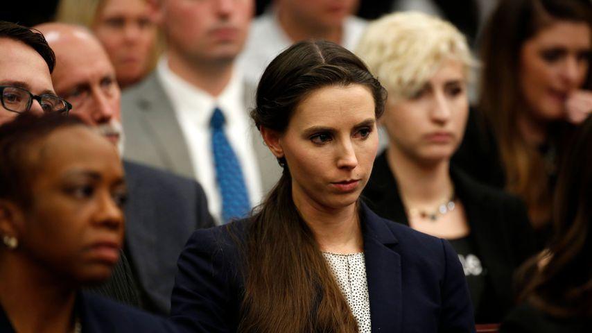 Rachael Denhollander vor Gericht