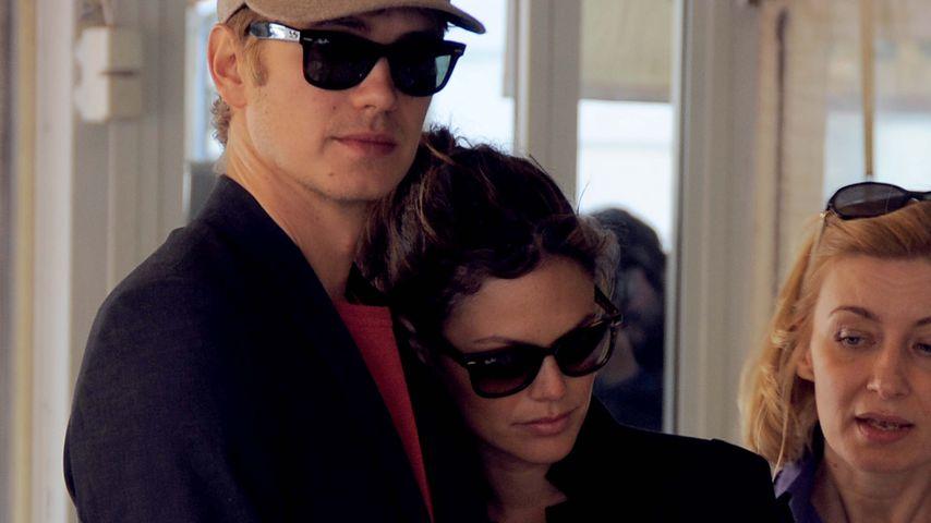 Hayden Christensen und Rachel Bilson 2013 in Cannes