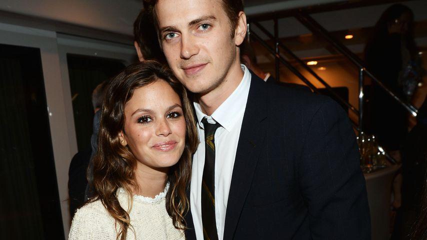 Rachel Bilson und Hayden Christensen 2013