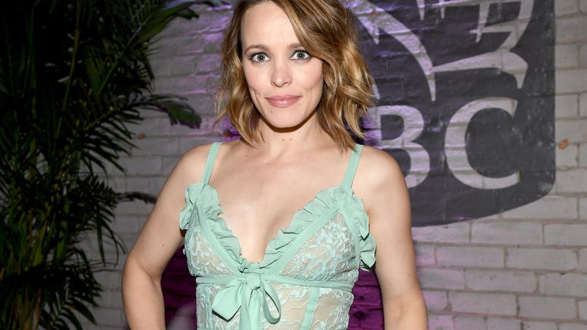 Rachel McAdams auf einer Party in Toronto im September 2017