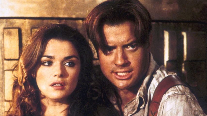 """Rachel Weisz und Brendan Fraser in """"Die Mumie kehrt zurück"""", 2001"""