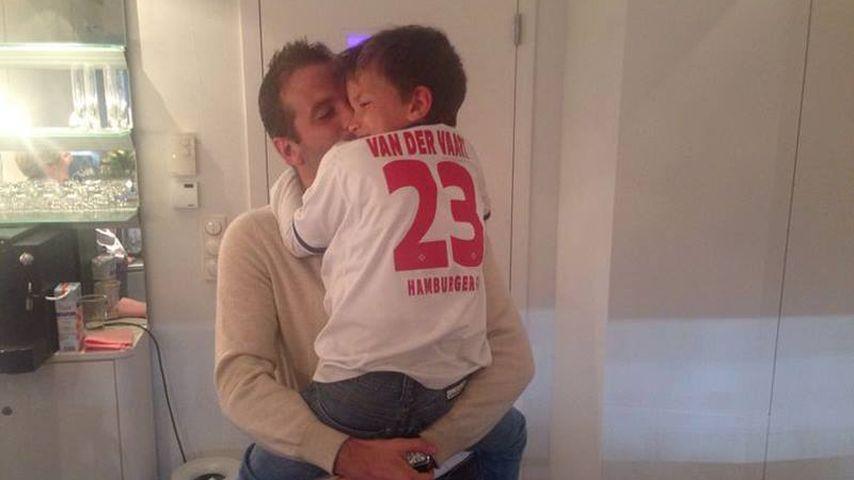 """""""Bei Abschieden schreit er immer"""": Rafa vermisst Sohn Damian"""