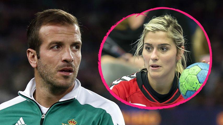 Rafael van der Vaart: Handballerin bestätigt Liebes-News