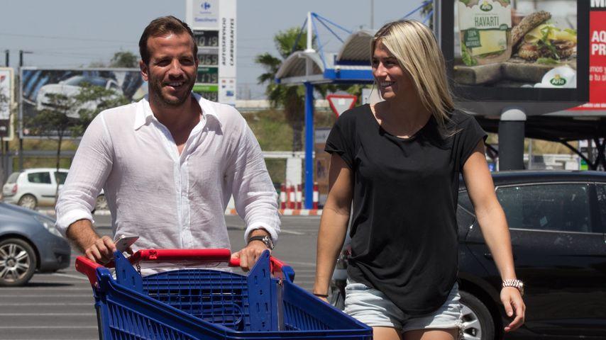 Rafael van der Vaart und Estavana Polman