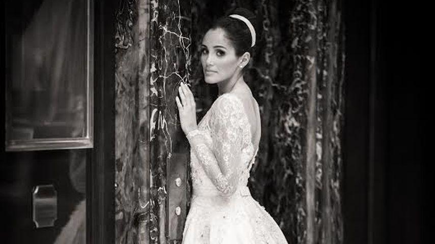 Raffaela Wais: So wunderschön war sie als Braut