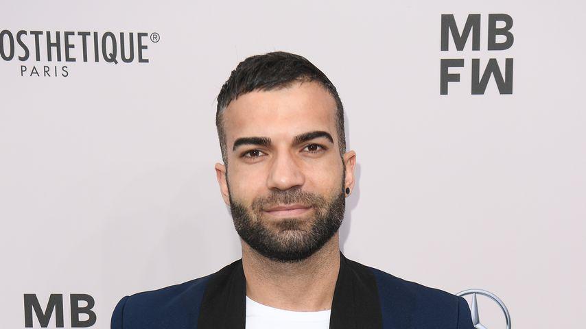 Rafi Rachek bei der Berlin Fashion Week im Juni 2019