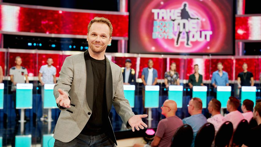 "Ralf Schmitz bei ""Take Me Out – Boys Boys Boys"""