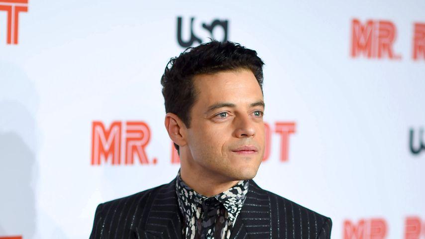 """Rami Malek bei der Premiere von """"Mr. Robot"""""""