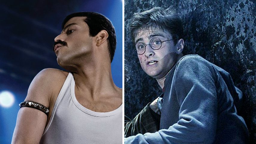 "Mega-Erfolg: ""Bohemian Rhapsody"" überholt ""Harry Potter"""
