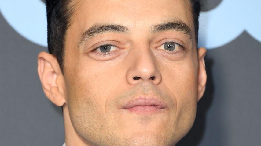 Rami Malek im Januar 2019