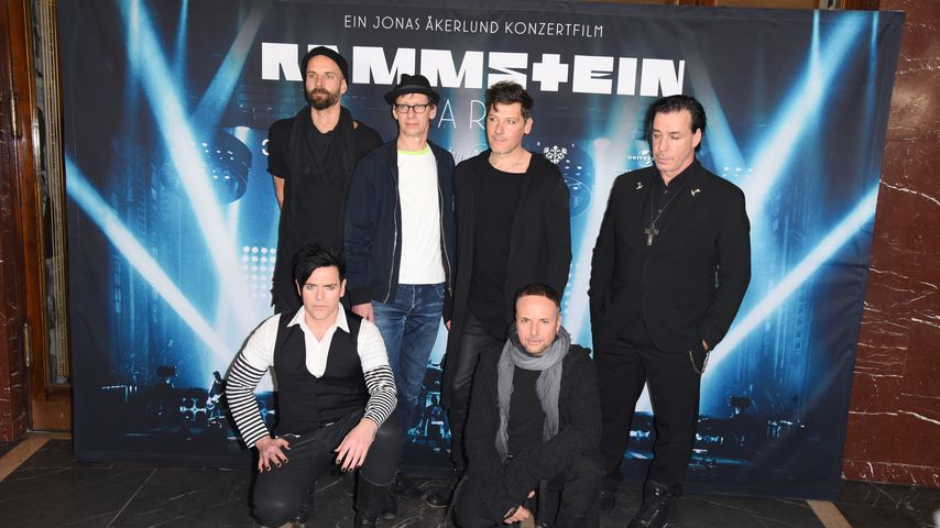 Hinweise auf neues Album? Rammstein posten Promo-Pic