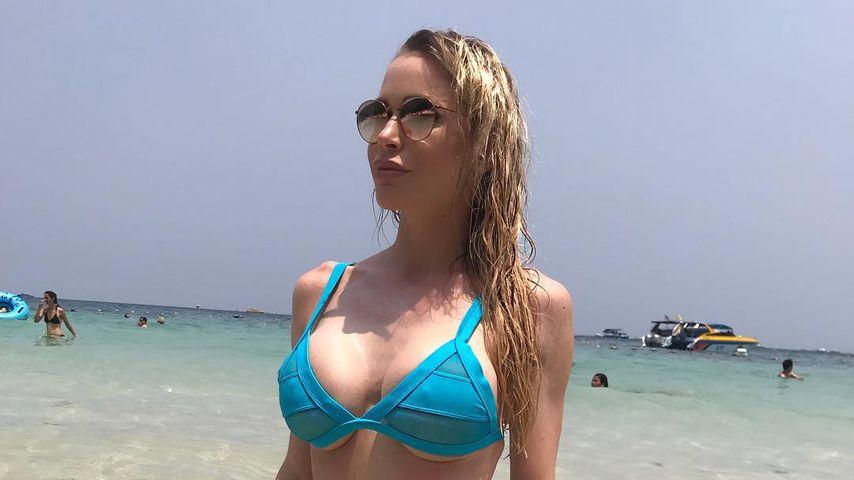 Ramona Bernhard in Thailand