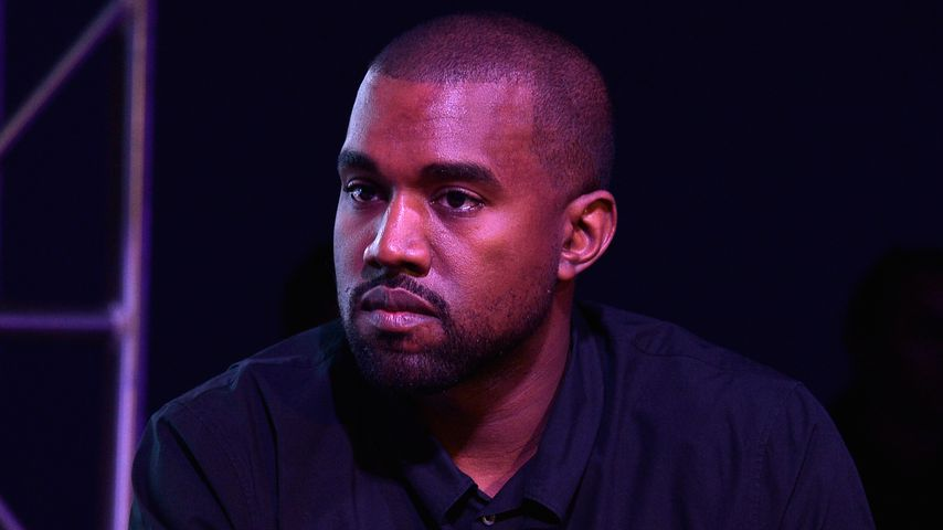Rapper Kanye West im Dezember 2013 in Miami