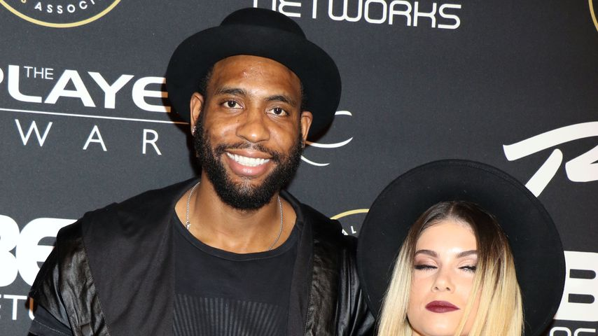 Rasual Butler und Leah LaBelle