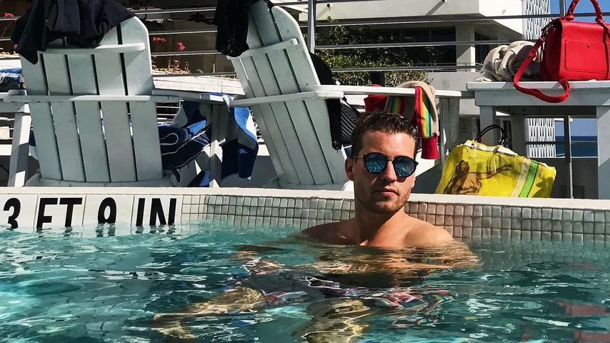 Raúl Richter in Miami