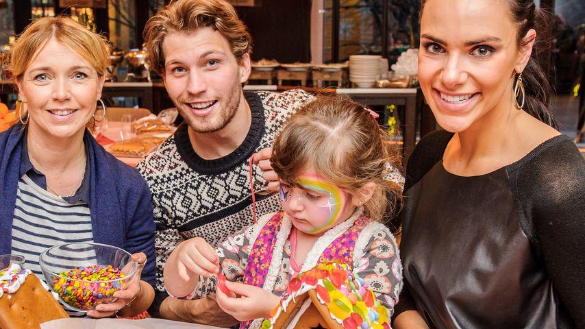 So süß! Raúl Richter & Co. kümmern sich um Kids