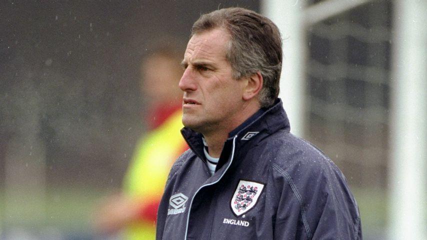 Ray Clemence, ehemaliger Fußballtorhüter und -trainer