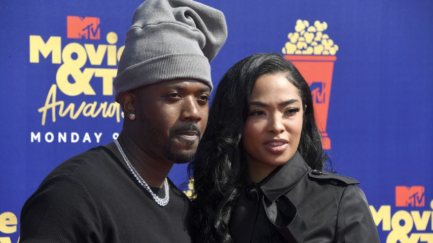 Ray J und Princess Love bei den MTV Movie and TV Awards 2019