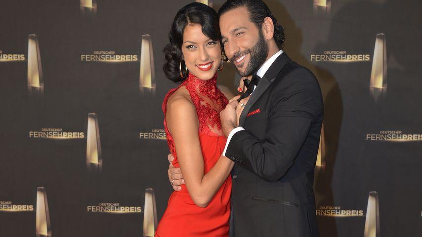 Rebecca Mir & Massimo Sinató haben sich verlobt
