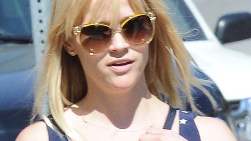 Reese Witherspoon: Ist das da etwa ein Babybauch?