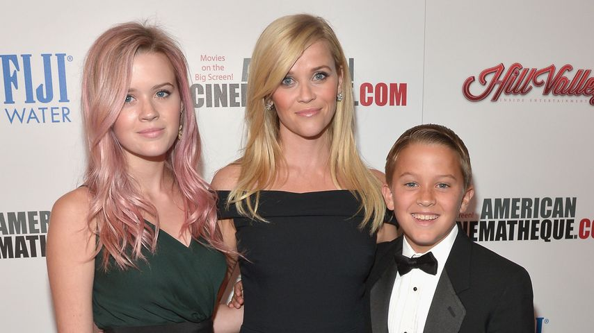 Oha! Reese Witherspoon & Tochter Ava könnten Zwillinge sein