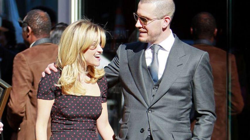 Reese Witherspoon: Spontane Hochzeit!