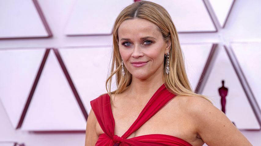 Reese Witherspoon im April 2021 in Los Angeles
