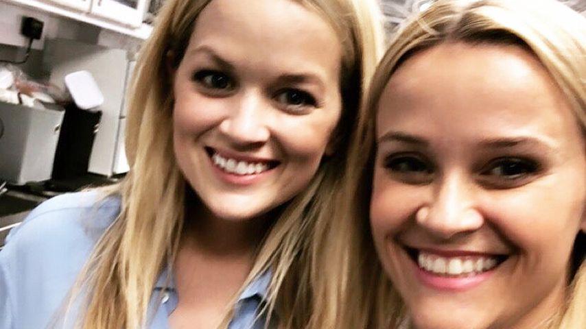 Reese Witherspoon im Doppelpack: Sie ist ihr Film-Double!